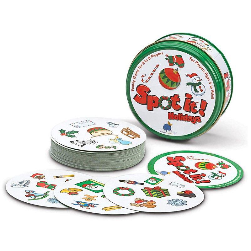 Настільна гра Dobble - Spot it! Holidays, арт. 900533 1
