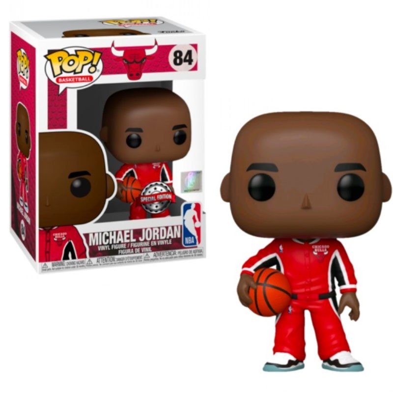 Фігурка Funko POP! Basketball - Michael Jordan Special Edition, арт. 42176 1