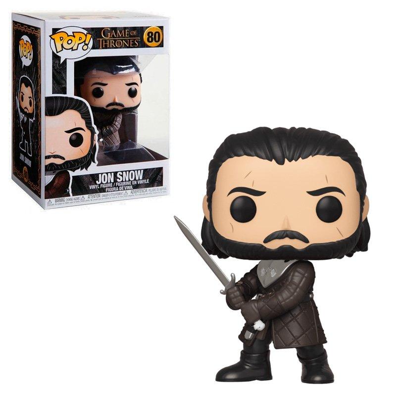 Фігурка Funko POP! Game of Thrones - Jon Snow Vinyl Figure 10cm 44446 1