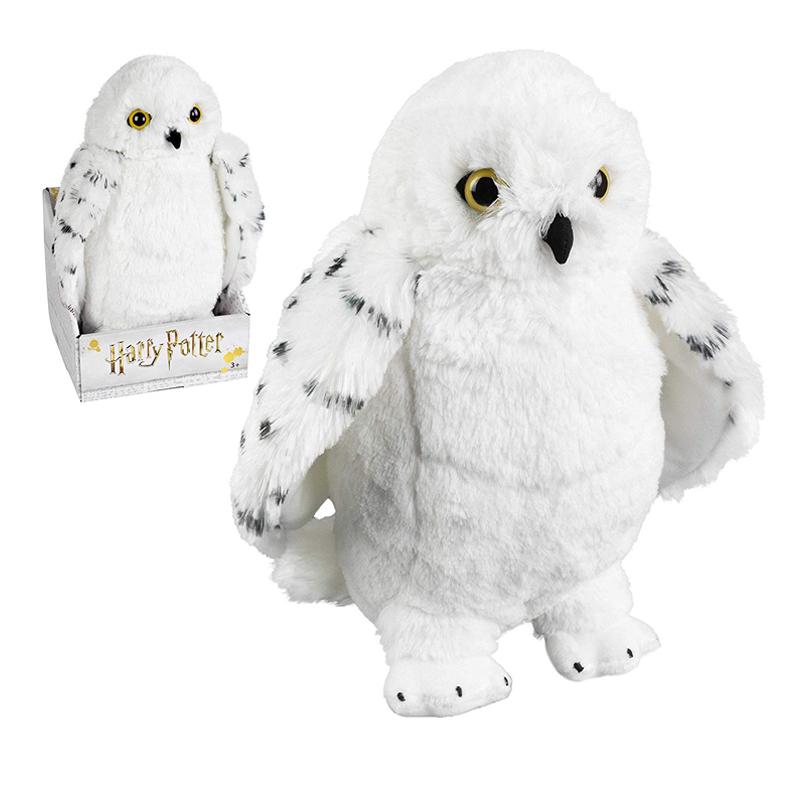 М'яка плюшева іграшка Harry Potter - Hedwig, 8127 1