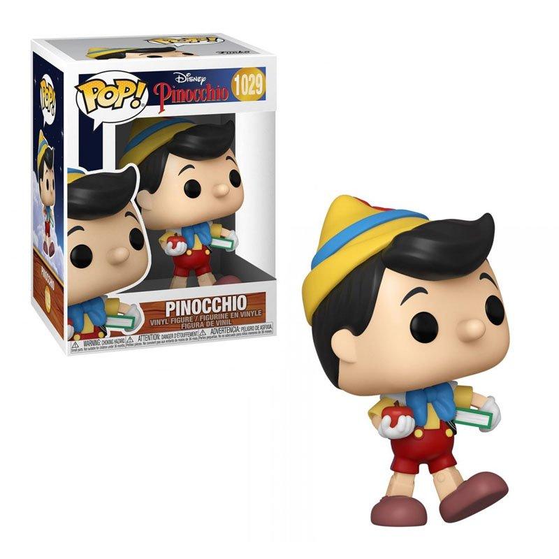 Фігурка Funko POP! Pinocchio - School Bound Pinocchio 10cm, арт. 51533 1