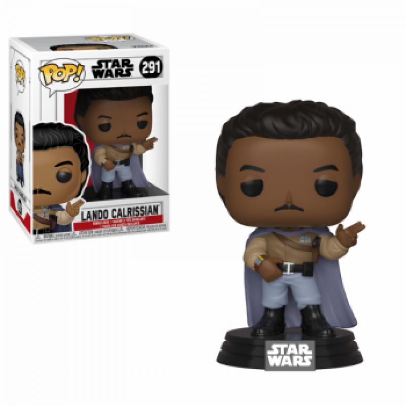 Фігурка Funko POP! Star Wars: General Lando Vinyl Figure, 37592, 10см 1