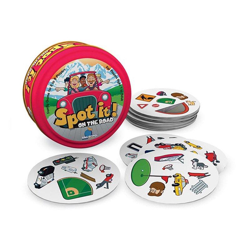 Настільна гра Dobble - Spot it! On the Road, арт. 900416 1