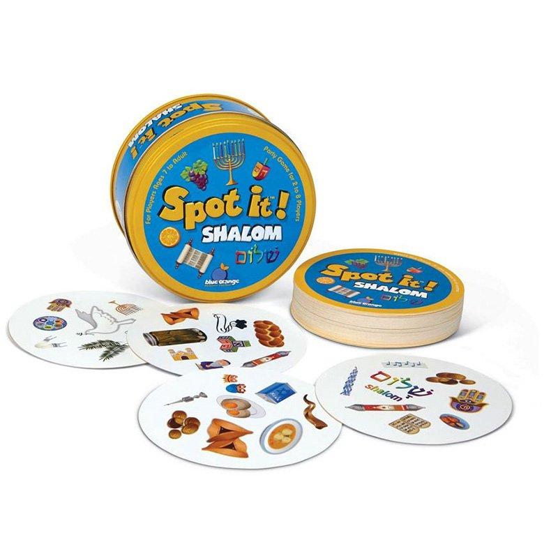 Настільна гра Dobble - Spot it! Shalom, арт. 900535 1
