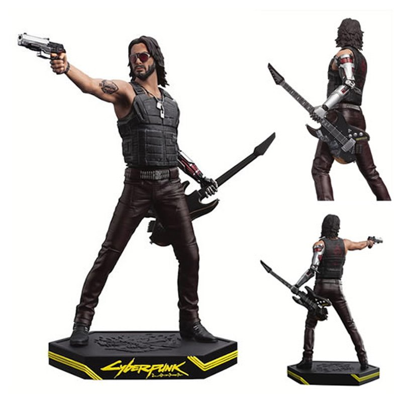 Фігурка Cyberpunk 2077 - Johnny Silverhand Figure, арт. 6414 1
