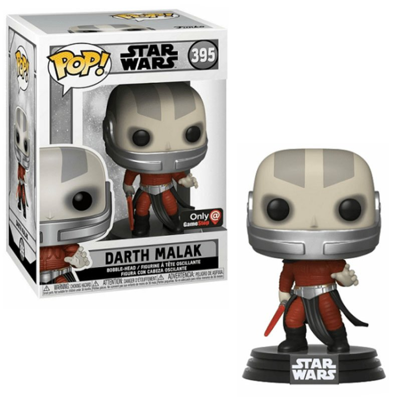 Фигурка Funko POP! Star Wars - Darth Malak Only GameStop exclusive, арт. 49628 1