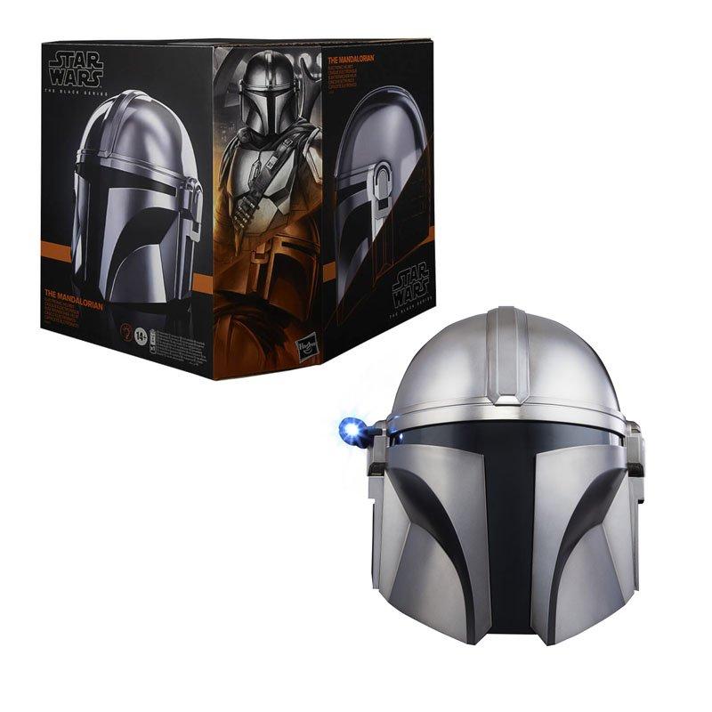 Шолом Hasbro Star Wars - The Mandalorian Electronic Helmet, арт. 80093 1