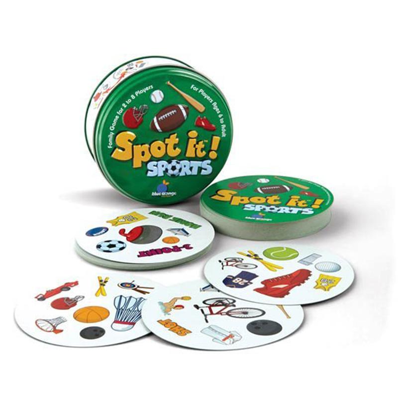 Настільна гра Dobble - Spot it! Sports, арт. 900904 1