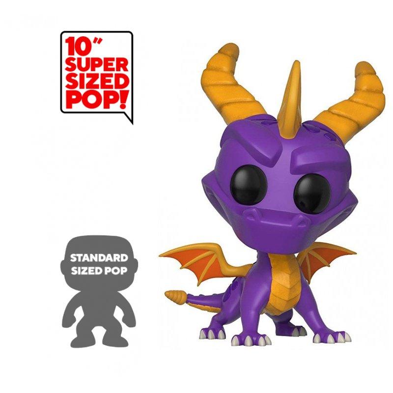 Фігурка Funko POP! Spyro the Dragon - Spyro US Exclusive Vinyl Figure, 25 см, 41430 1