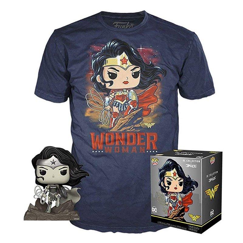 Коробка набор DC Collection by Jim Lee - Wonder Woman, M, арт. 39837 1