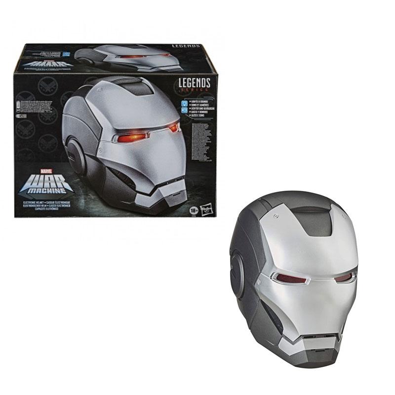 Шолом Hasbro Marvel Legends Series War Machine Electronic Helmet, арт. 76527 1