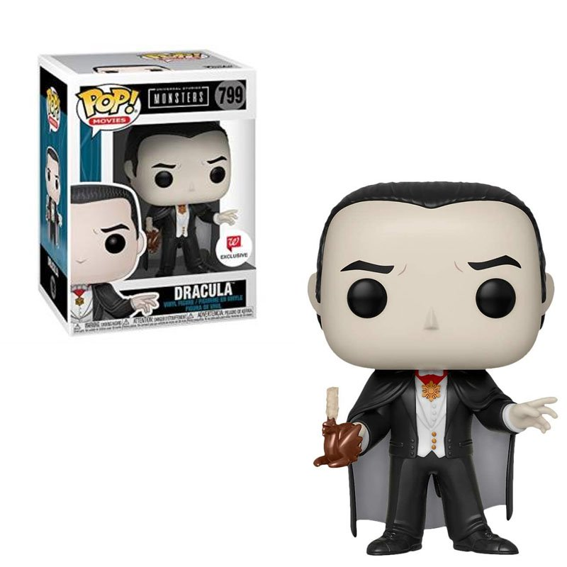 Фігурка Funko POP! Movies: Universal Studios Monsters - Dracula W Exclusive, арт. 41383 1