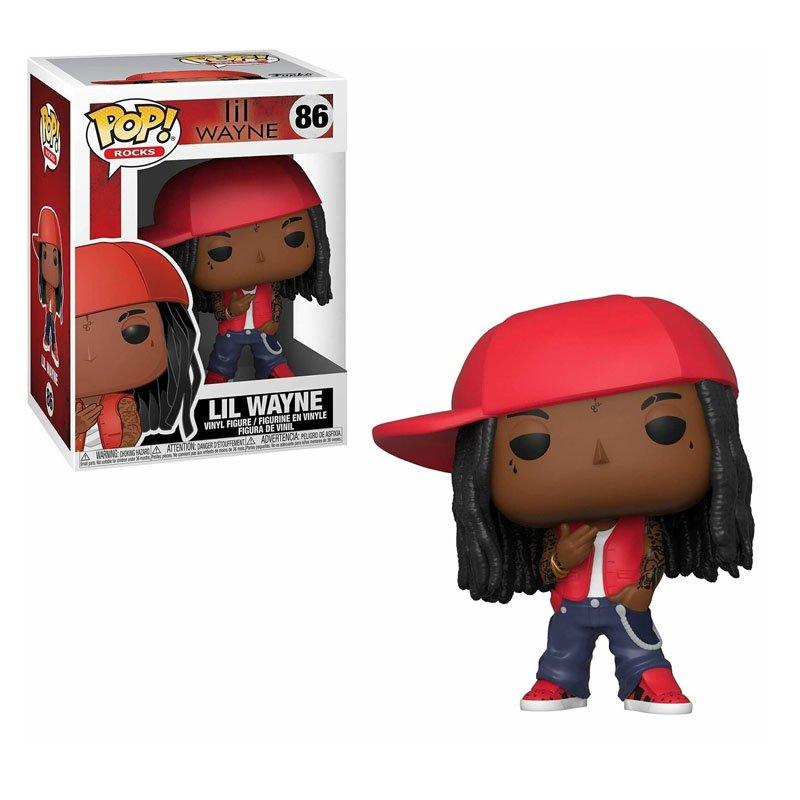 Фігурка Funko POP! Rocks - Lil Wayne Vinyl Figure 10cm, арт. 47721 1