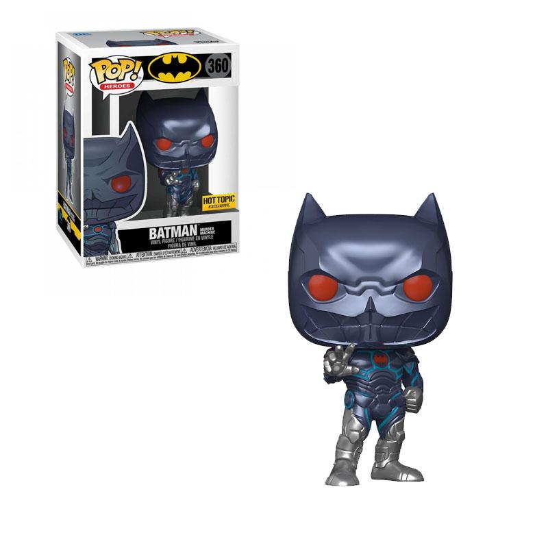 Фигурка Funko POP! DC Heroes - Batman Murder Machine Hot Topic Exclusive, арт. 36354 1