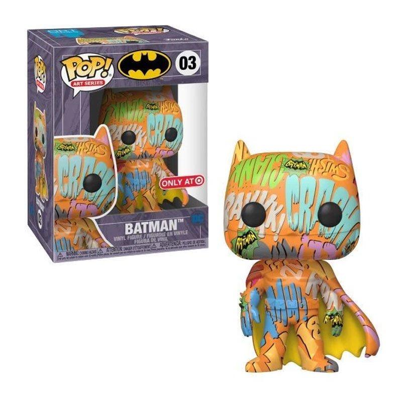Фігурка Funko POP! Art series DC: Batman Only AT Exclusive, арт. 51839 1