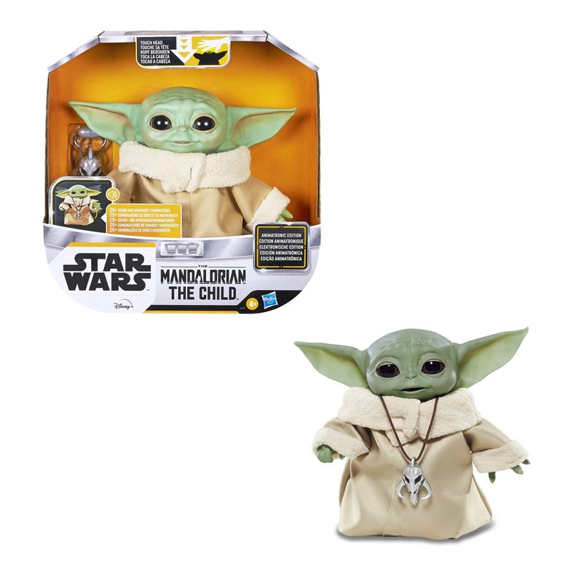 Інтерактивна іграшка Star Wars The Child Animatronic Force Friend, арт. 76216 1