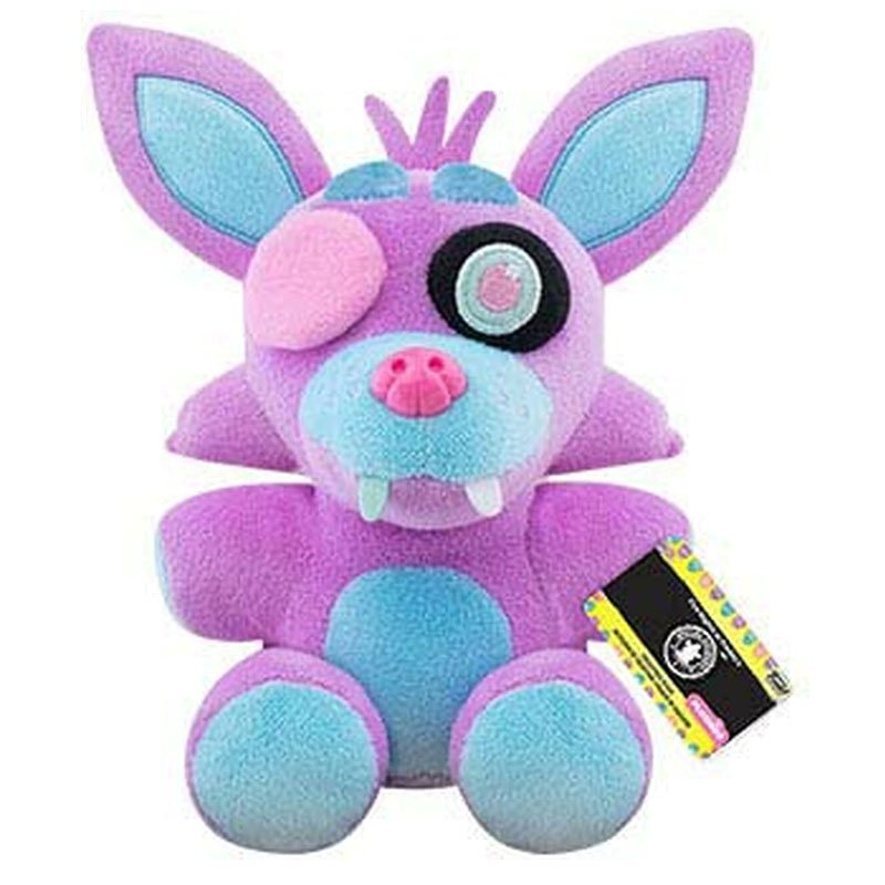 Мягкая игрушка Funko Plush: FNAF Spring Colorway - 15см Foxy, 54027 1