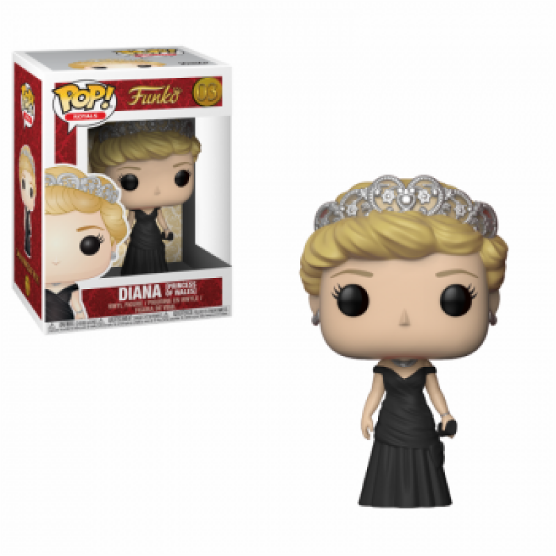 Фігурка Funko POP! Royal Family - Princess Diana Vinyl Figure, 21946, 10см 1
