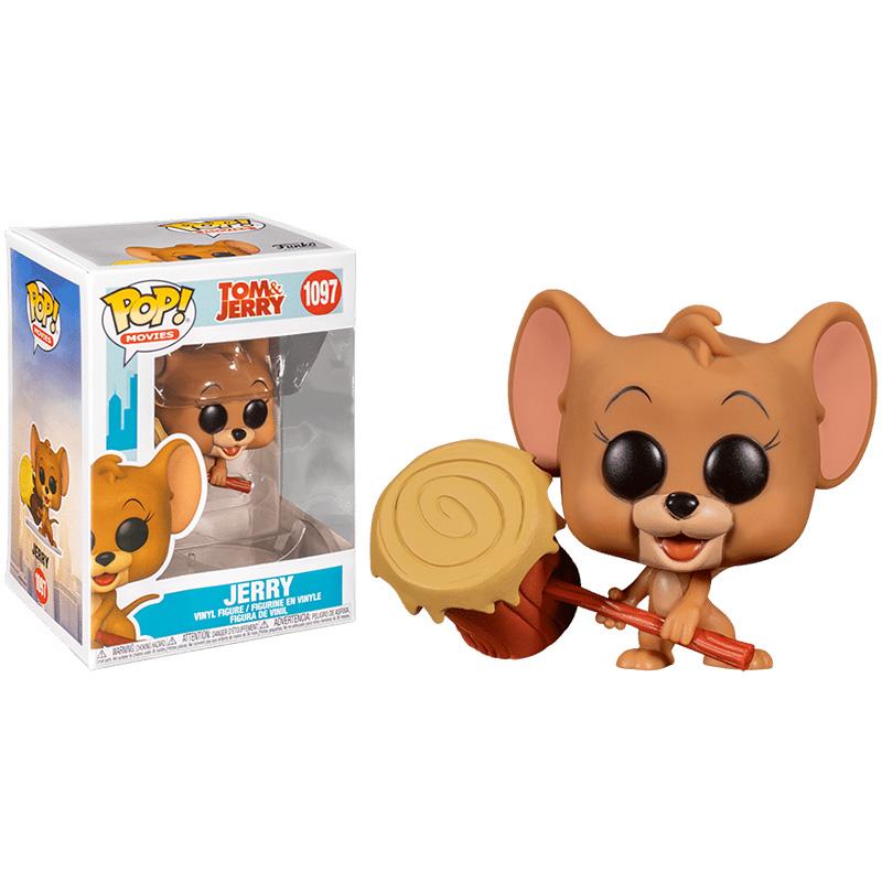 Фігурка Funko POP! Movies: Tom & Jerry - Jerry 10cm, арт. 55749 1