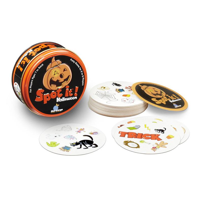 Настільна гра Dobble - Spot it! Halloween, арт. 900415 1