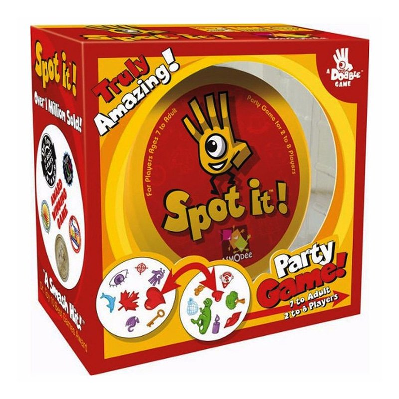 Настільна гра Dobble - Spot it!, арт. 4112 1