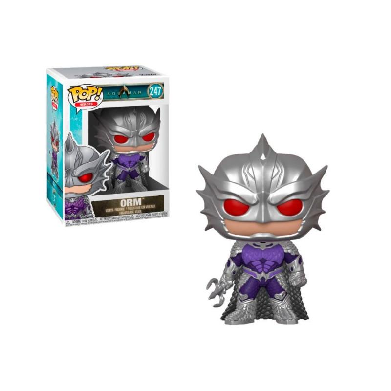 "Фігурка FUNKO POP! cерії ""Aquaman"" - Orm, 10 см, 31181 1"
