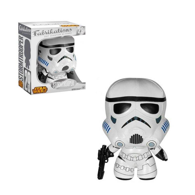 М'яка іграшка Funko Fabrikations: Star Wars - Stormtrooper Plush Action Figure, 15 cm, 6198 1