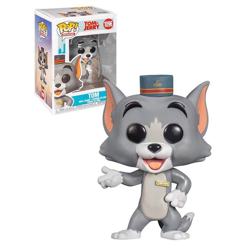 Фігурка Funko POP! Movies: Tom & Jerry - Tom 10cm, арт. 55748 1