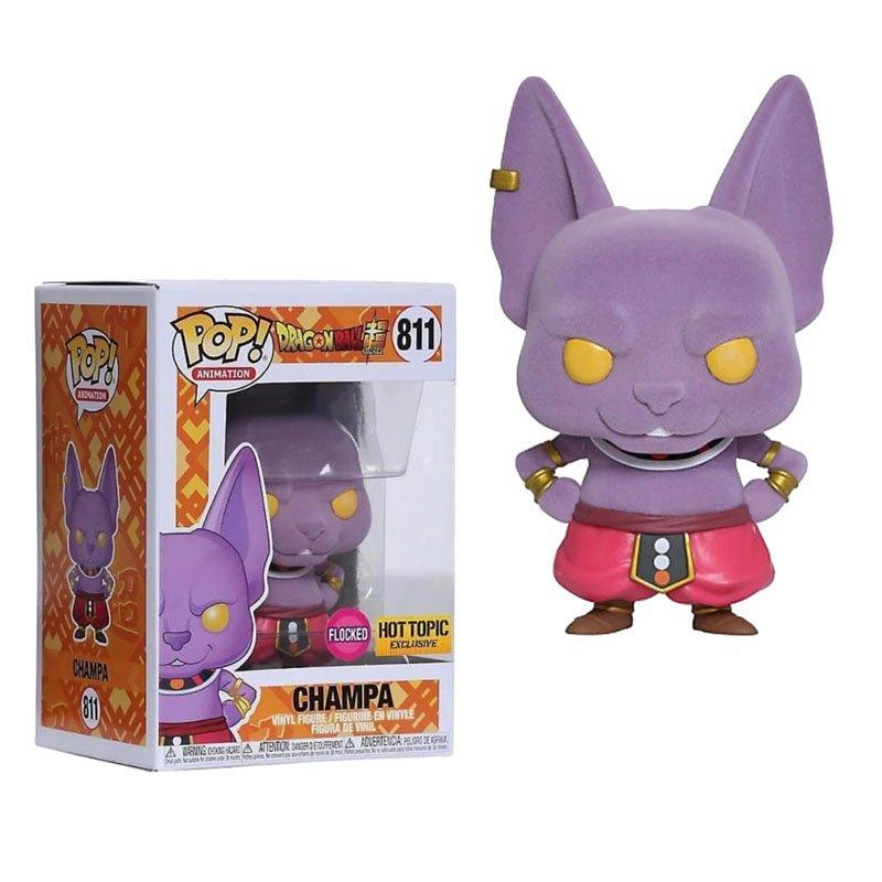 Фігурка Funko POP! Animation: Dragon Ball Champa Hot Topic Exclusive Flocket, арт. 48272 1