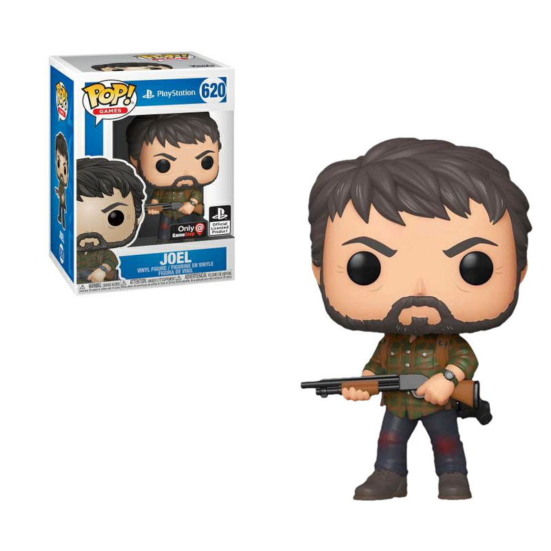 Фігурка Funko POP! PlayStation: The Last of Us - Joel PS Official Only GameStop exclusive, 36422 1