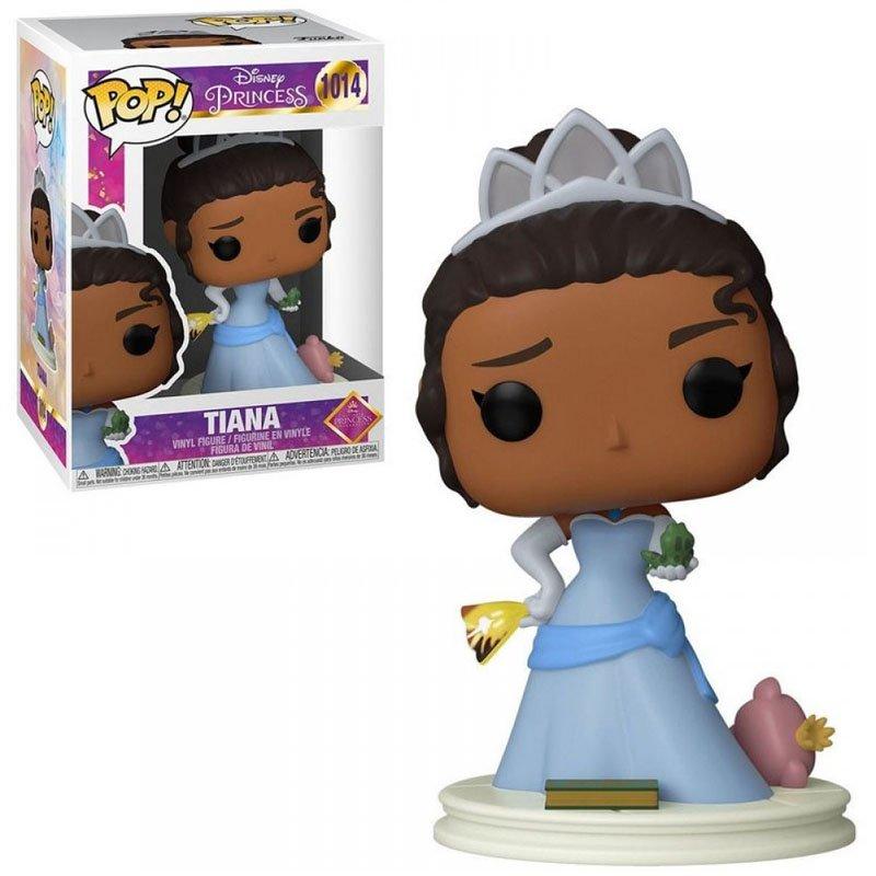 Фігурка Funko POP! Ultimate Princess - Tiana 10cm, арт. 54744 1