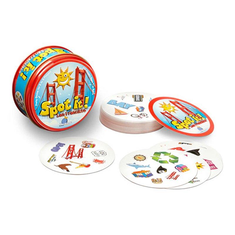 Настільна гра Dobble - Spot it! San Francisco, арт. 900525 1