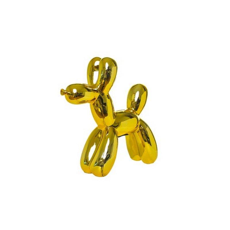 Jeff Koons's Balloon Dog Yellow 25х25х9см (replica), арт. 44081 1