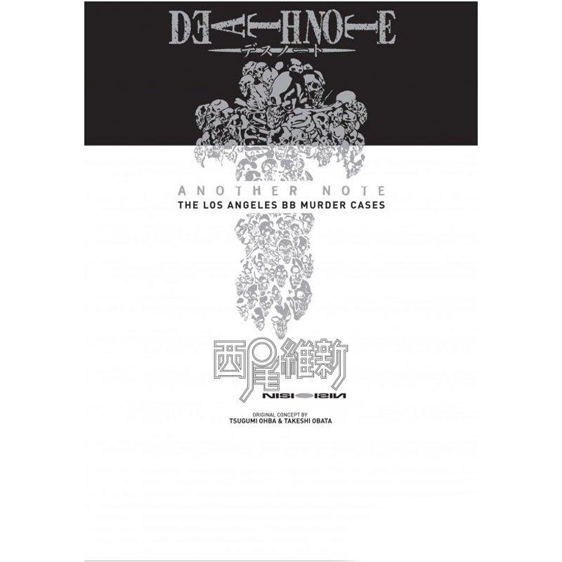 Манга Death Note. Другая тетрадь. Дело о серийных убийствах B.B. в Лос-Анджелесе, арт. 182042 1