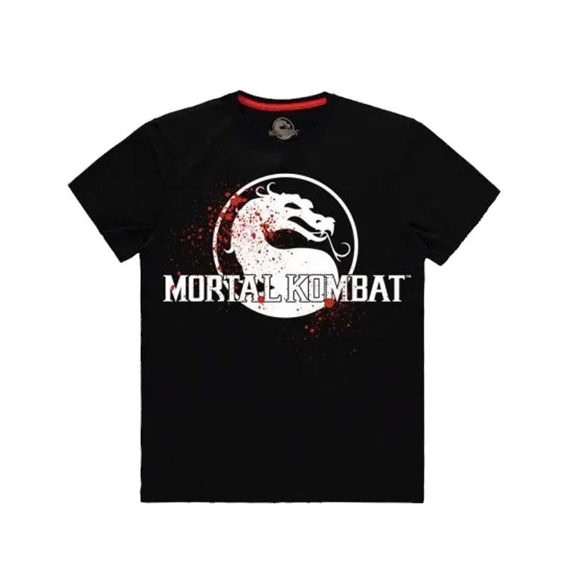 Футболка Mortal Kombat - Finish Him - Men's T-shirt (М), арт. 634730 1