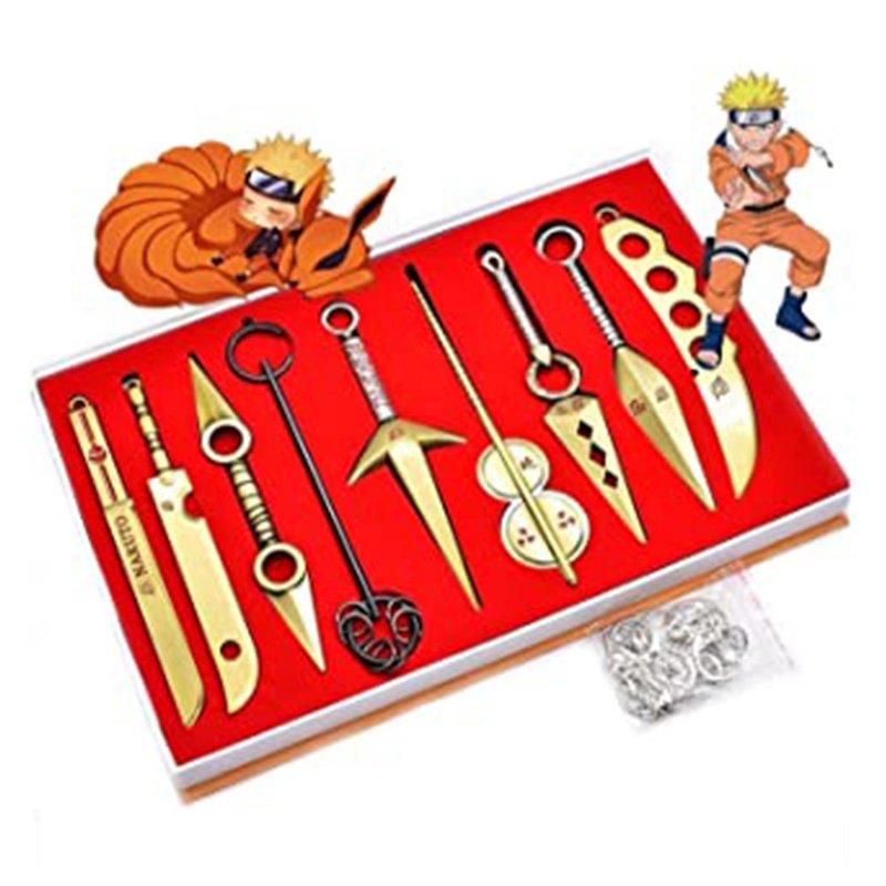 Набір аксесуарів Anime - Naruto: Weapons (big), арт. 99106 1