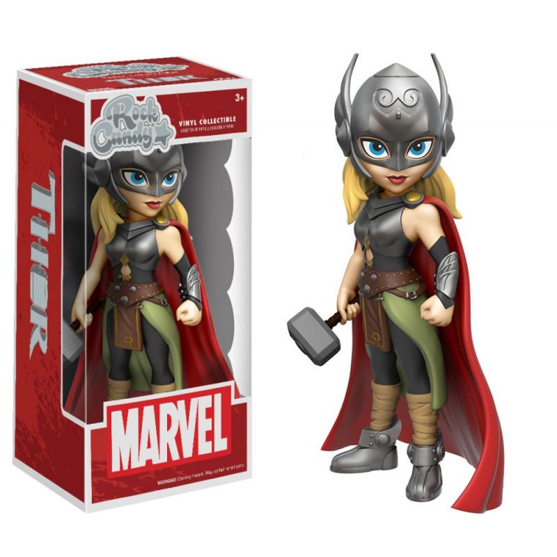 Фігурка Funko Rock Candy: Marvel: Lady Thor, 11700, 15 см 1