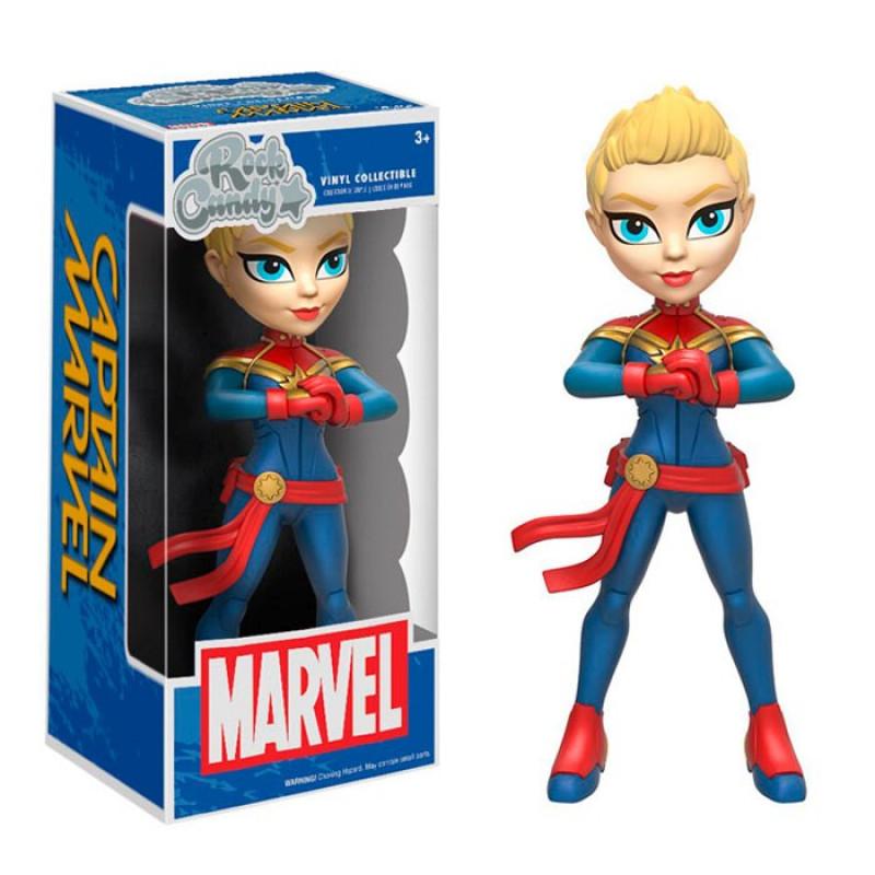 Фігурка Funko Rock Candy: Marvel: Captain Marvel, 11683, 15 см 1