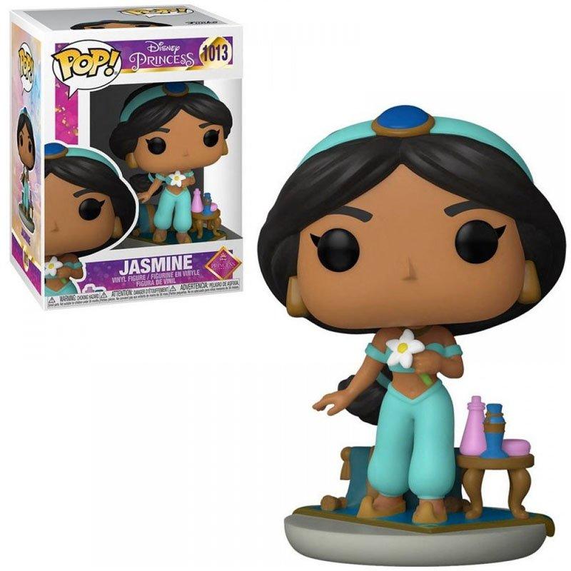 Фігурка Funko POP! Ultimate Princess - Jasmine 10cm, арт. 54743 1