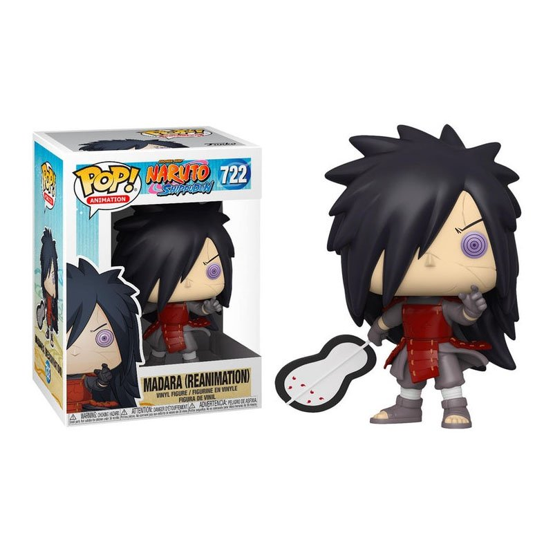 Фигурка Funko POP! POP Animation Naruto - Madara (Reanimation) 10cm, арт. 456271 1