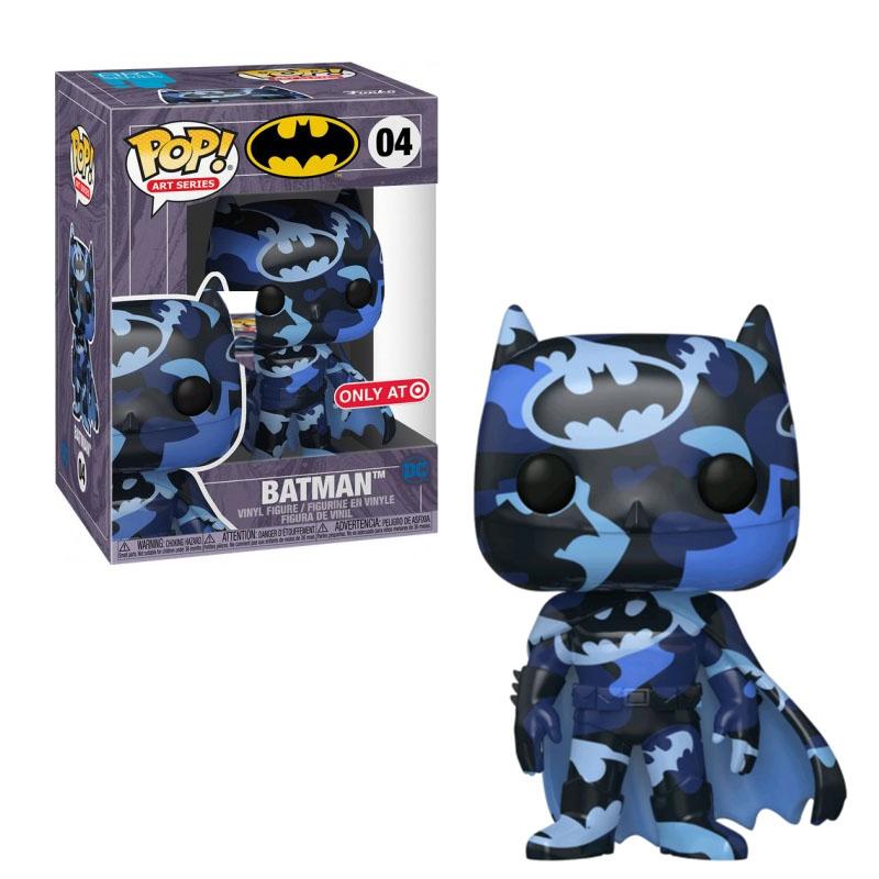 Фігурка Funko POP! Art series DC: Batman Only AT Exclusive, арт. 51840 1