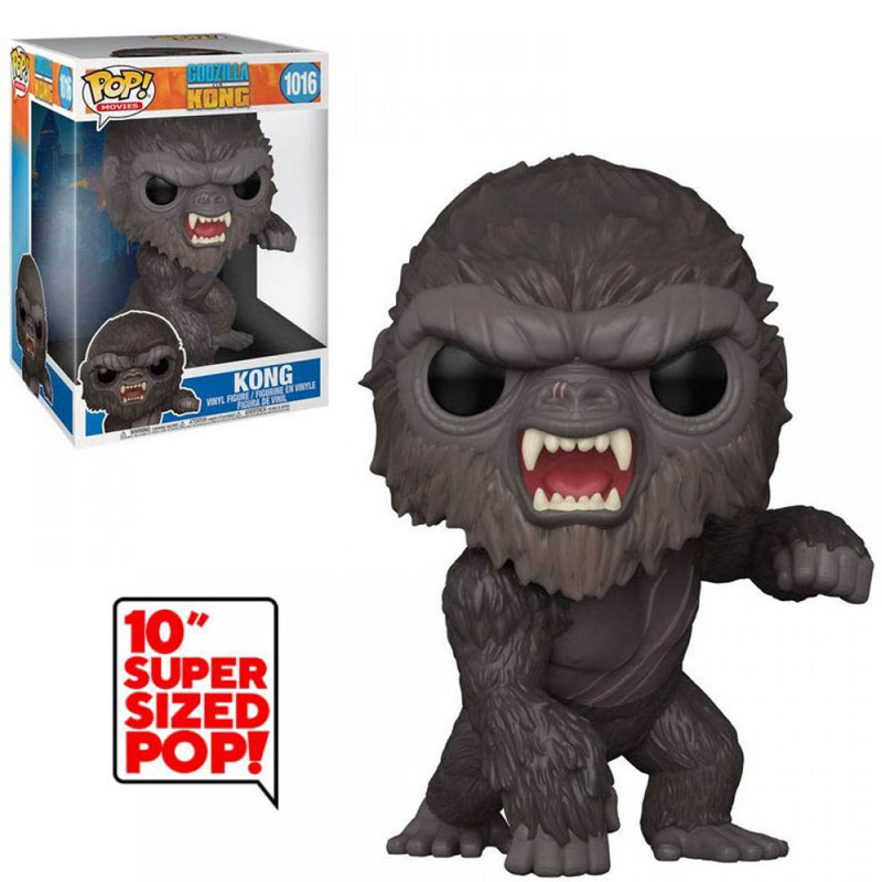"Фігурка Funko POP! Godzilla Vs Kong - 10"" Kong, арт. 50853 1"