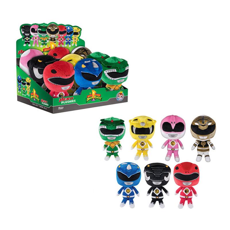 Funko Plushies Power Rangers – Plush Doll 15cm Assortment Display, 13405 1