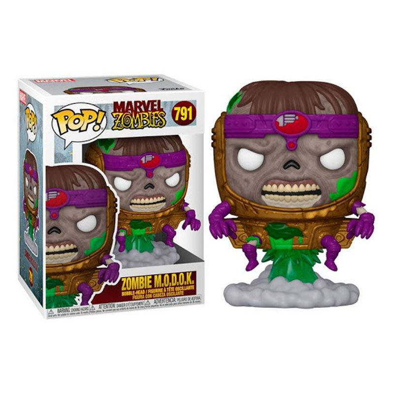 Фігурка Funko POP! Marvel Zombies - MODOK 10cm, арт. 54559 1