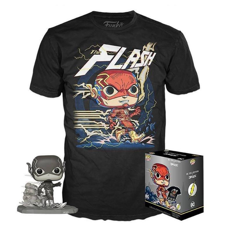 Коробка набор DC Collection by Jim Lee - Flash, L, арт. 40066 1