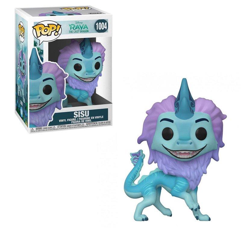 Фігурка Funko POP! POP Disney: Raya and the Last Dragon - Sisu (As Dragon) 10cm, арт. 50550 1